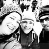 Day 331 (1 of 2)<br /> Elk Avenue<br /> <br /> Me, Kathryn and Eric at the start of the Alley Loop XC Race.