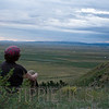 """Day 173<br /> Kenosha Pass<br /> """"Watching the storms roll in"""""""