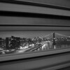 The Manhattan Bridge from the Brooklyn Bridge, NY<br /> © Laura Razzano