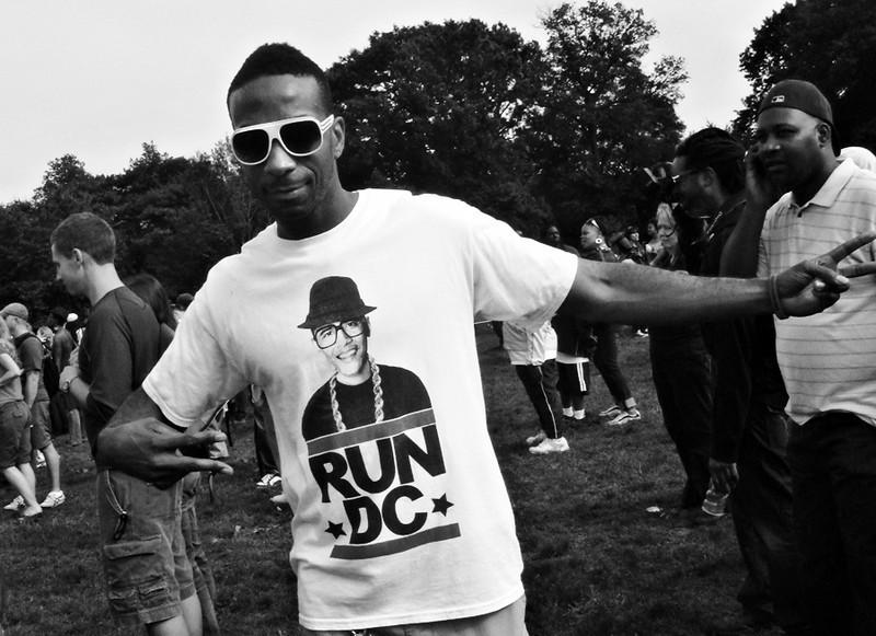 Obama, Run DC<br /> Brooklyn, NY<br /> © Laura Razzano