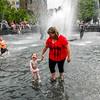 Washington Square Park,<br /> New York, 2014<br /> © Laura Razzano
