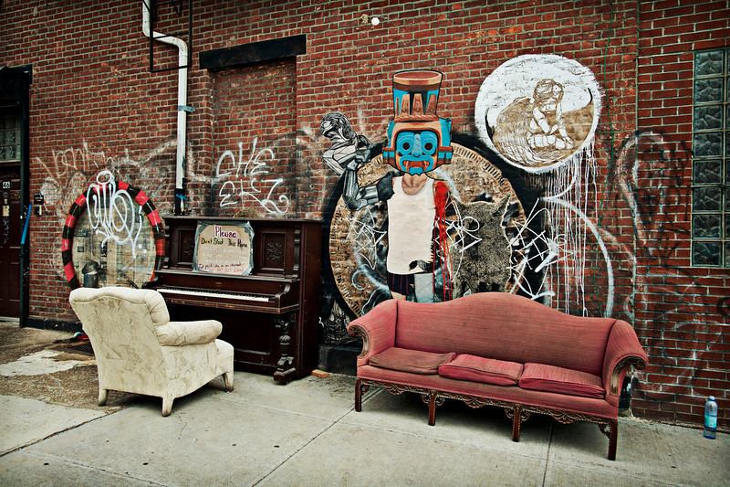 Williamsburg, NY<br /> © Laura Razzano 2011