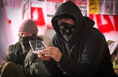 Anarchist, Seattle