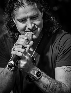 Scott Stapp, formerly of Creed, tells an audience at SoulFest of his trials and tribulations as a born-again Christian rock star who fell from grace and has tried to rebuild a life