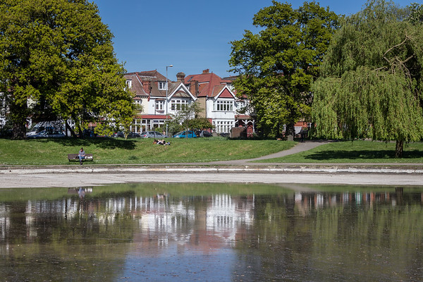 Broomfield Park Reflection