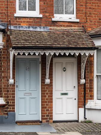 Wilson Street doors
