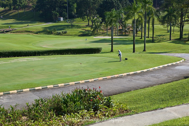 Bukit Jalil Golf & Country Club, KL