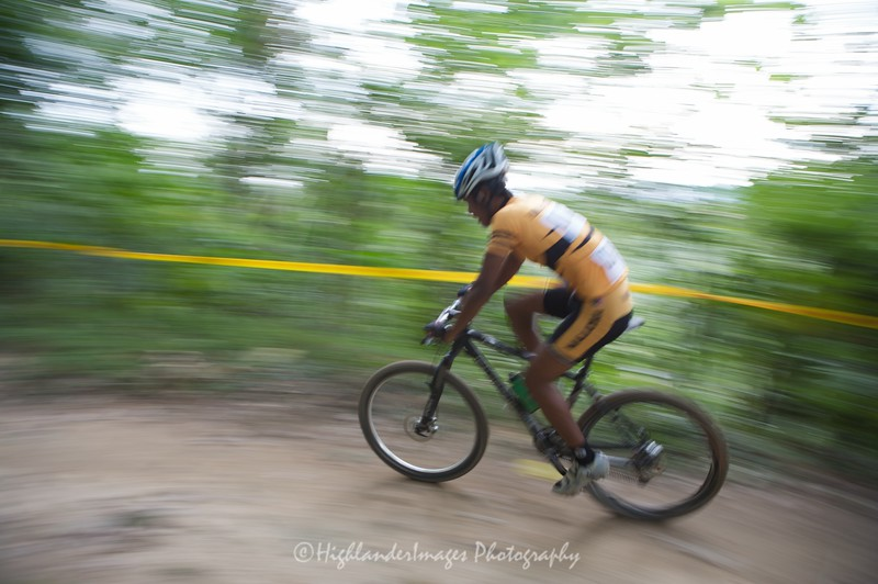 Mountain Biking at Bukit Kiara, KL