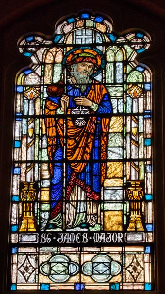 St. James Major