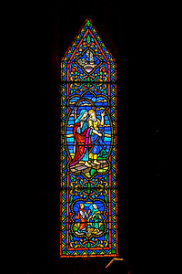 St James of Leesburg Stained Glass IX