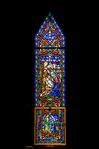 St James of Leesburg Stained Glass II