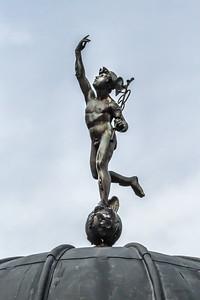 Dromoland Gazebo Mercury
