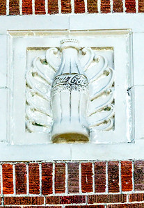 FL, Leesburg - Coca-Cola Wall Sign