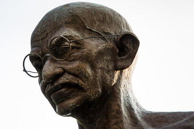 The Man Mahatma Gandhi