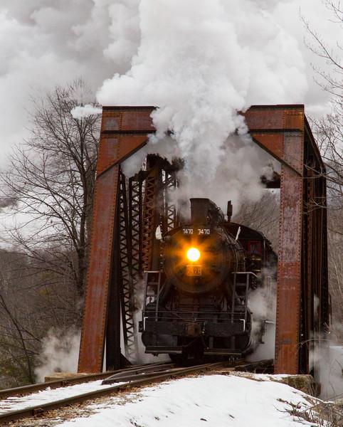 0-6-0 7470 Steam locomotive