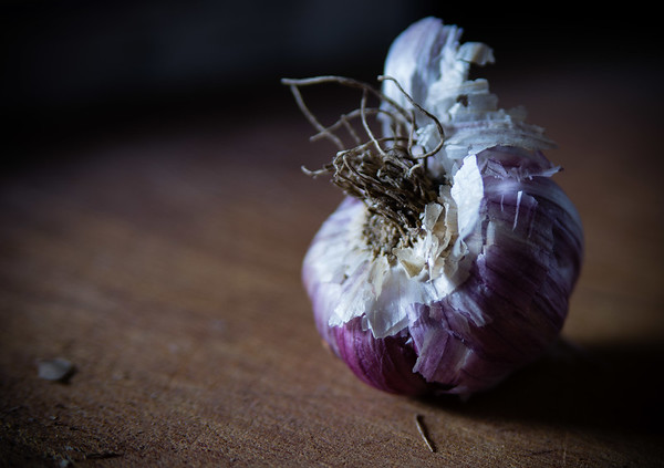 Home Grown Garlic