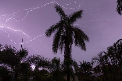 Lightning Over Karama