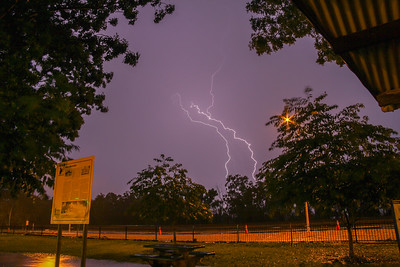 Adelaide River Lightning