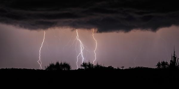 Pine Creek Lightning
