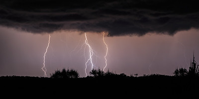 Pine Creek Lightning