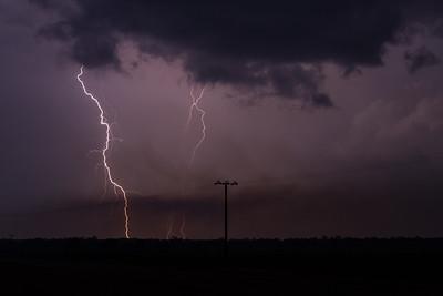 Lightning and Smoke