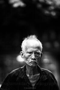 An old man