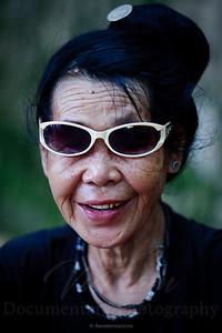 A Thai woman