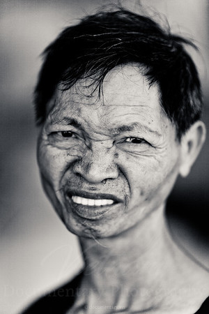 A man in Thai Nguyen province