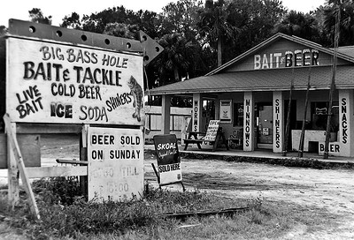 BIG BASS HOLE - 1992 Sanford, FL
