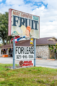 May Grove Fruit Stand 02 - Titusville, FL