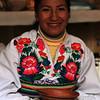 Gladys ~ Isla Amantaní, Lake Titicaca, Peru<br /> <br /> In traditional dress