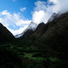 The Andes ~ View whilst on the Inc Trail, Peru