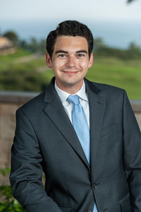 Daniel Shapiro ('18) will clerk for Supreme Court Justice Clarence Thomas. Shapiro graduated magna cum laude in 2018 and was awarded the Daniel D. Polsby Award for Excellence in Leadership. He is the second Scalia Law student to be awarded a clerkship in the highest court of the land. Handout