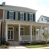 Townhomes designed by Allison Ramsey Architects built in Summerville, South Carolina.