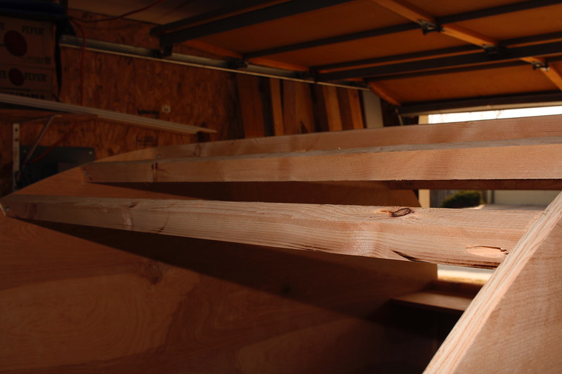Roof spars