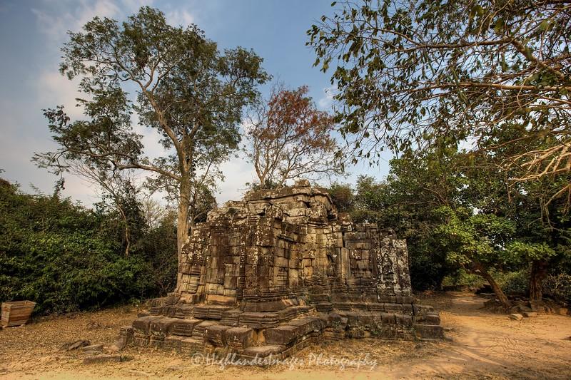 Prasat Chrung, Angkor Thom, Siem Reap, Cambodia