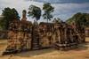 Elephants Terrace, Angkor Thom, Siem Reap, Cambodia