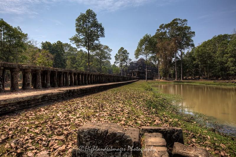 Baphuon, Angkor Thom, Siem Reap, Cambodia