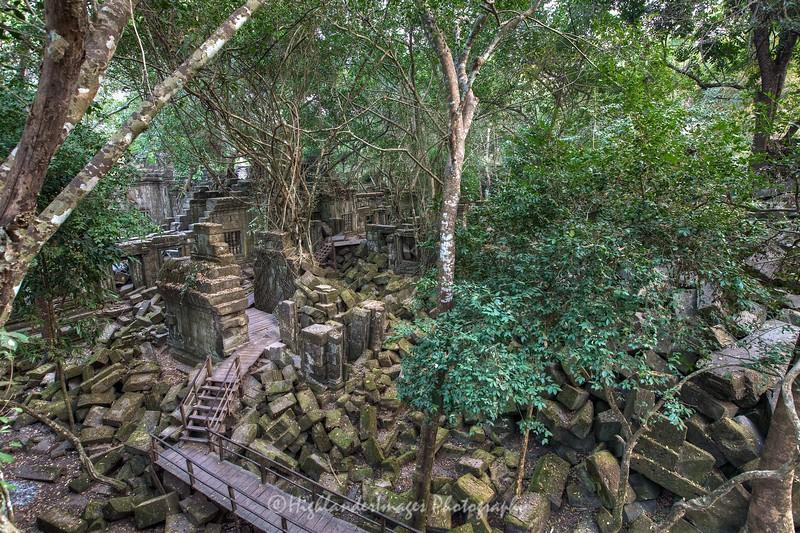 Beng Mealea, Cambodia