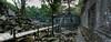 Stitched Panorama Beng Mealea, Cambodia