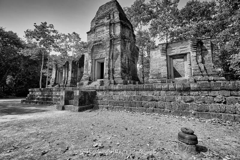 Prasat Bei, Cambodia