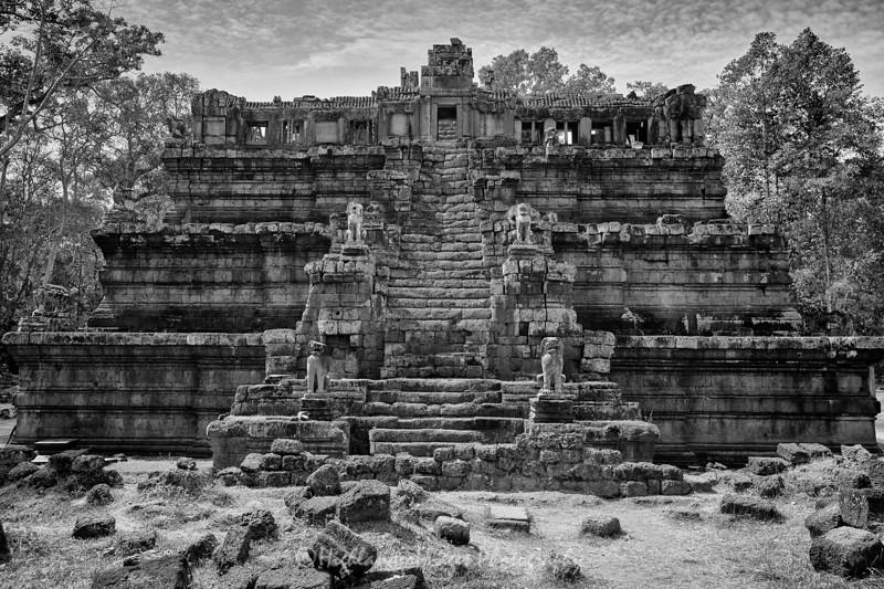 Phimeanakas, Cambodia