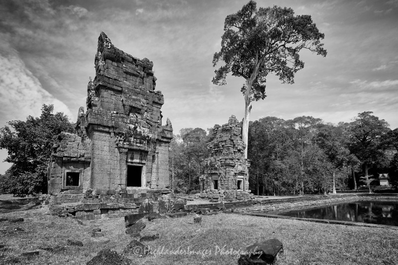 Prasat Suor Prat, Cambodia