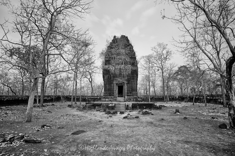 Prasat Neang Khmau, Cambodia