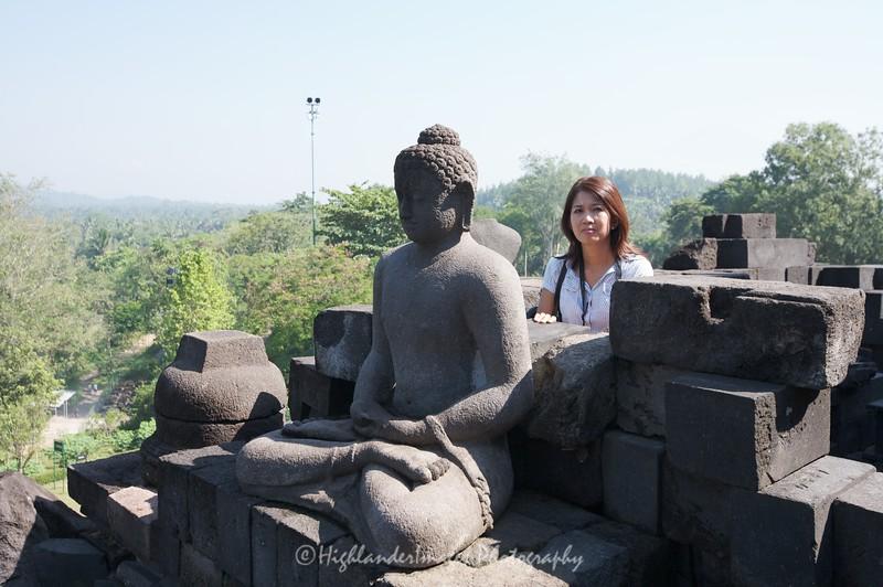 Borobudur, Yogyakarta
