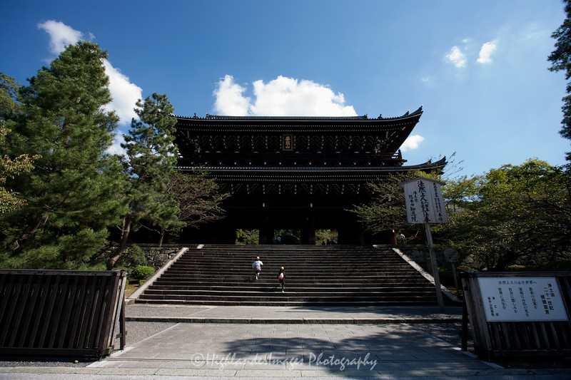 Chion-in Temple, Kyoto