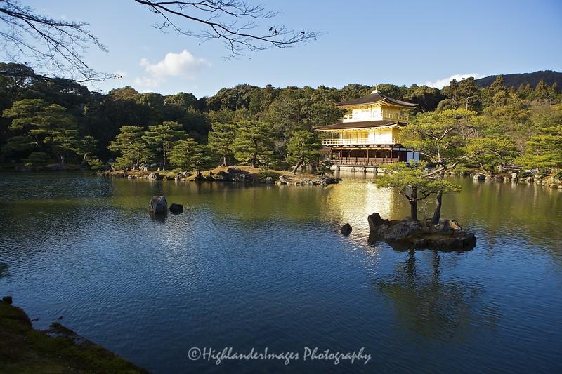 Kinkaku-ji Temple, Kyoto Kinkaku-ji Temple, Kyoto
