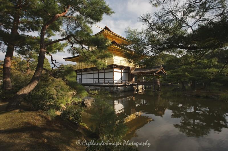 Kinkaku-ji Temple, Kyoto