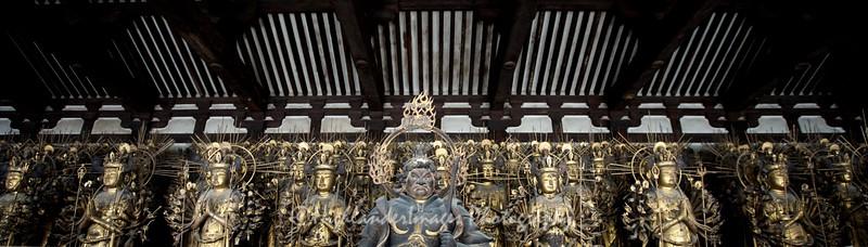 Sanjusangendo Temple, Kyoto