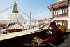 Boudhanath, Kathmandu, Nepal